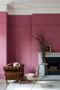 decorate with pink