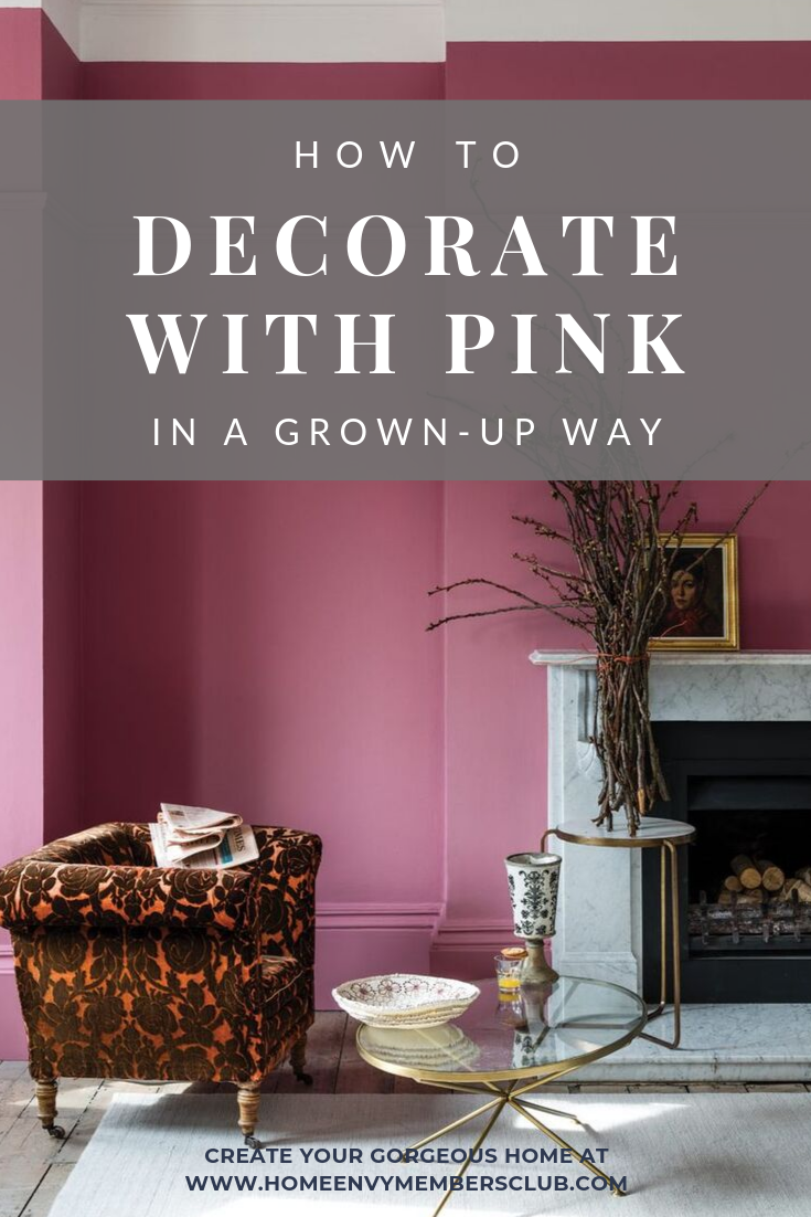 Decorate With Pink1