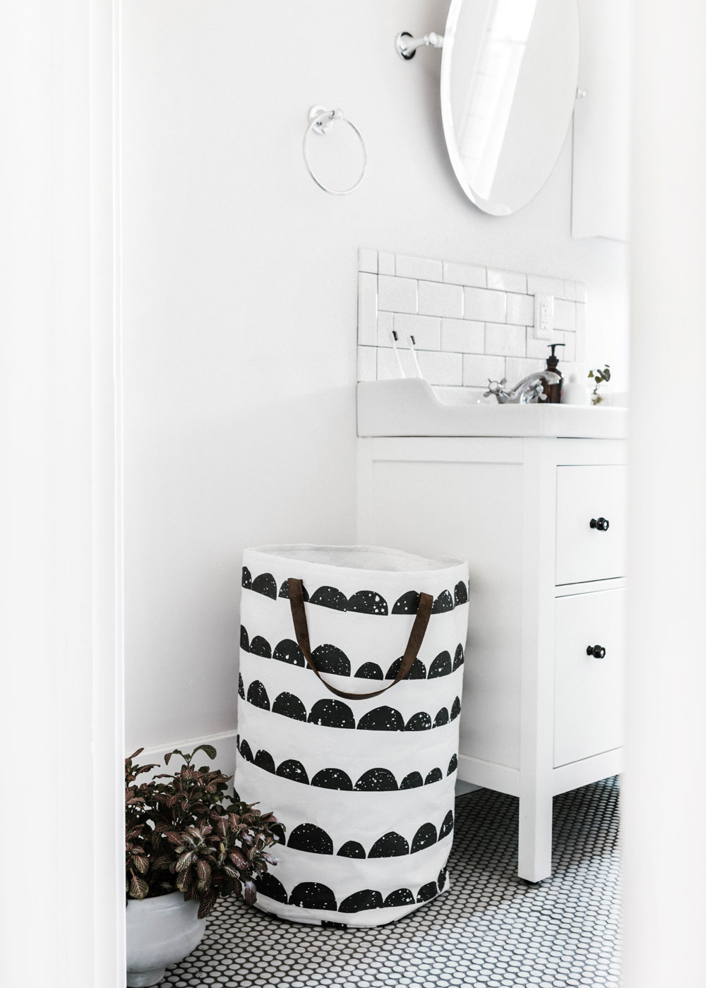 space saving tips for small bathrooms