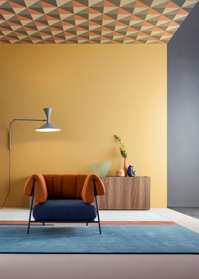 how to use colour in decorating projects