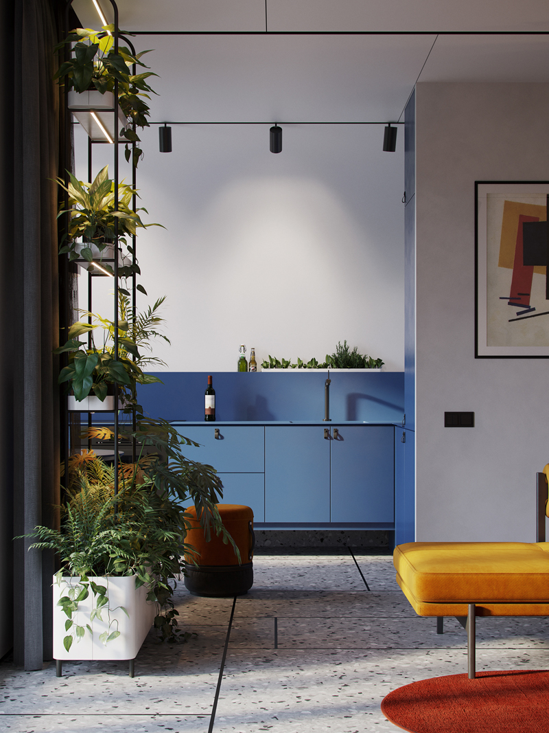 how to use colour in your decorating projects