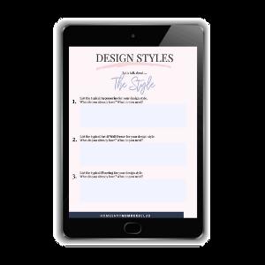 Crack my design code ipad