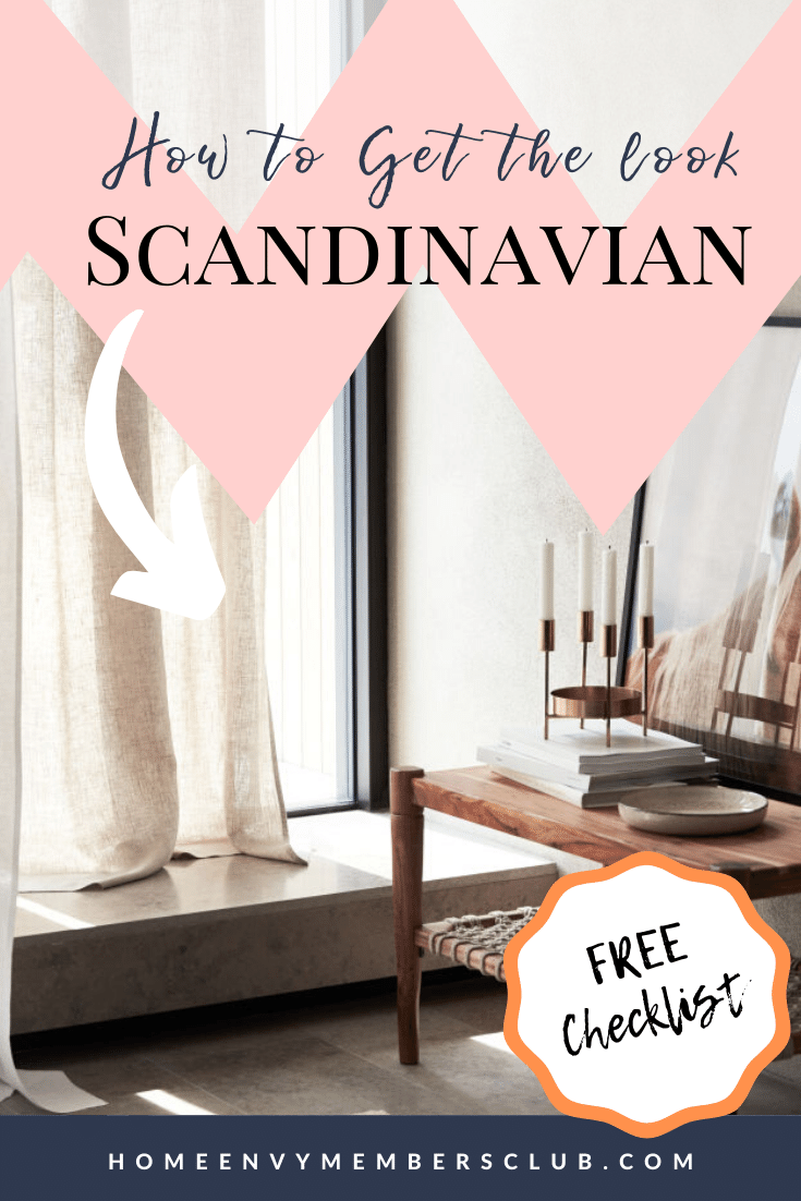 7 Rules of Scandinavian Interior Design + FREE Design File