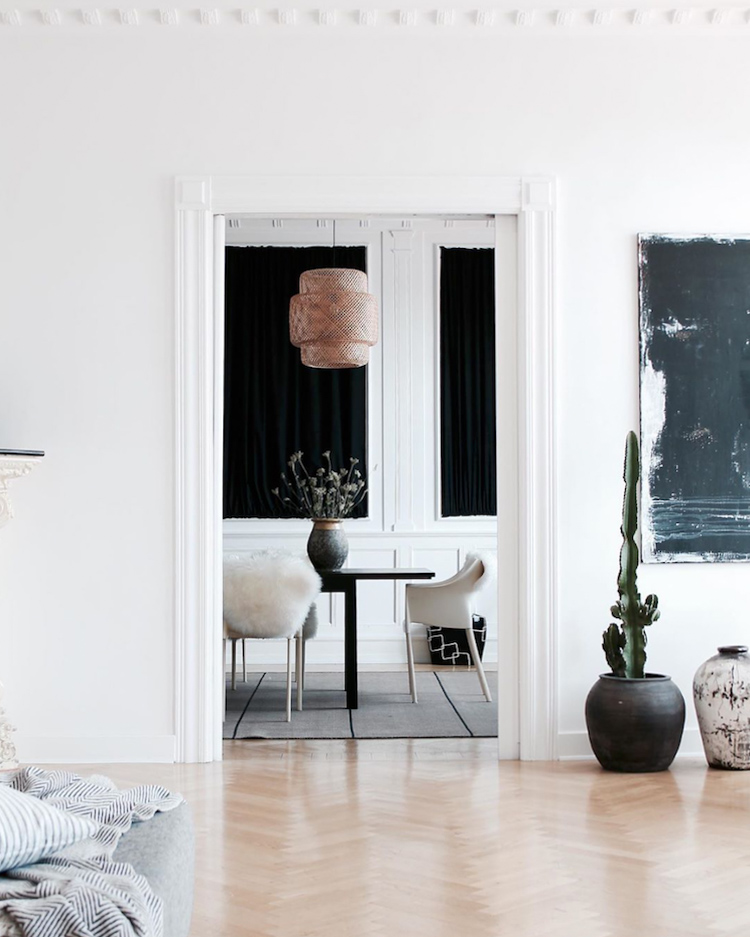 How To Get The Scandinavian Look + FREE Nordic Design Cheatsheet