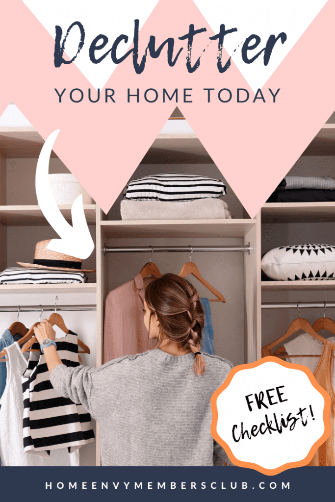 Declutter Your Home Today