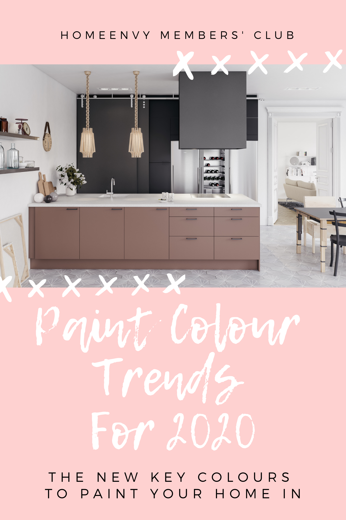 Paint Colour Trends 2020 The New Key Colours To Paint Your Home In