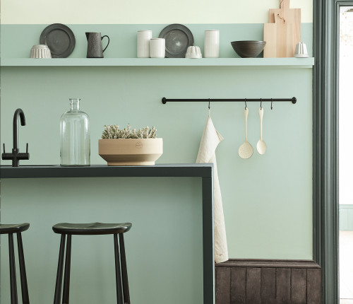 Paint colour trends for 2020 - the new key colours to paint your home in