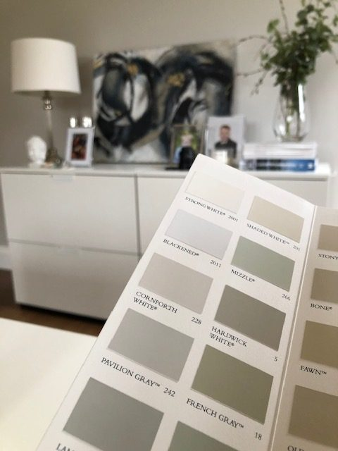 How To Choose Grey Paint Colours