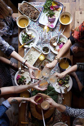 Test Kitchen Flickr. Nicole Franzen Photography