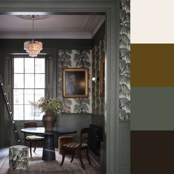 How To Choose Paint Colours - Palette 4