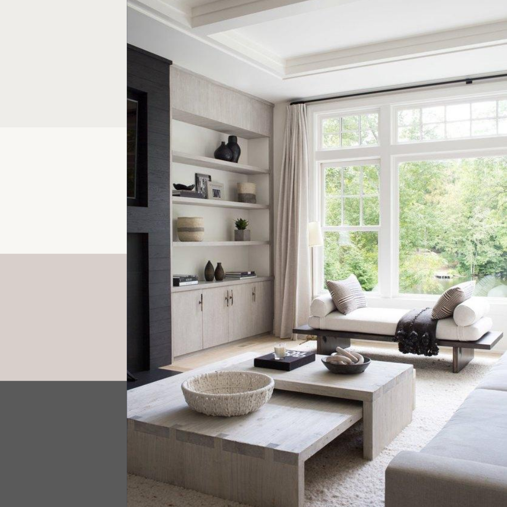 7 Colour Palette Ideas For Your Living Room - Palette 4