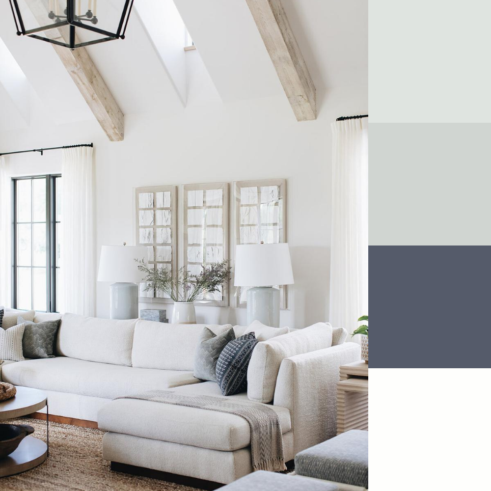 7 Colour Palette Ideas For Your Living Room - Palette 5